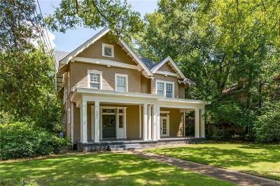 Garden District Single Family Home For Sale: 1601 S Perry Street