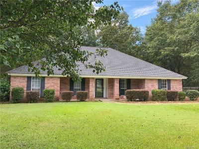 Wetumpka Single Family Home For Sale: 195 Cedar Ridge Drive