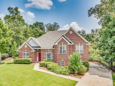 Prattville Single Family Home For Sale: 104 Lake Haven Place