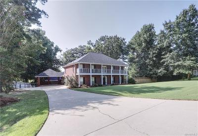 Millbrook Single Family Home For Sale: 1956 Edgewood Road