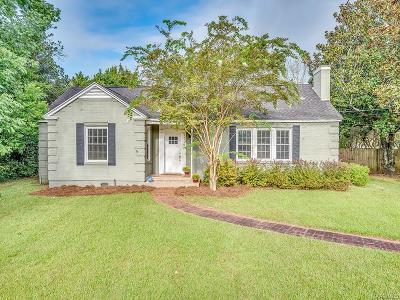 Edgewood Single Family Home For Sale: 3604 Narrow Lane Road