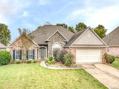 Prattville Single Family Home For Sale: 536 Jasmine Trail