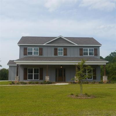 Enterprise Single Family Home For Sale: 669 County Road 266