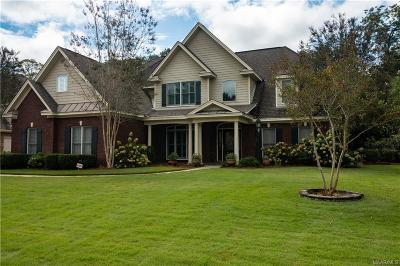 Montgomery Single Family Home For Sale: 6240 Monticello Cove
