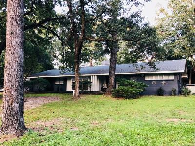Tallassee Single Family Home For Sale: 502 Noble Road