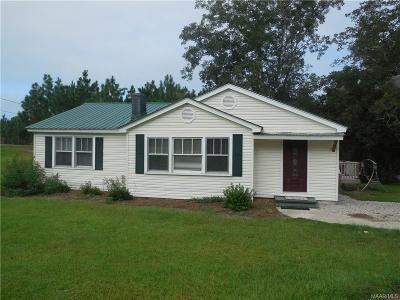 Wetumpka Single Family Home For Sale: 935 Weoka Road