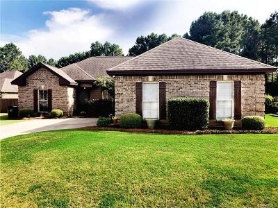 Wetumpka Single Family Home For Sale: 238 Grove Park Loop