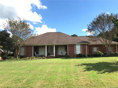 Wetumpka Single Family Home For Sale: 122 Justin Chase Court