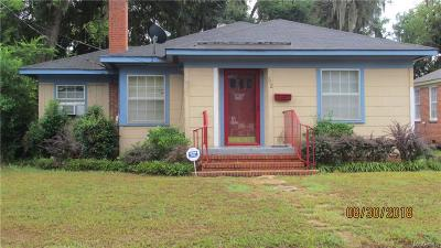 Selma Single Family Home For Sale: 52 Riverview Avenue
