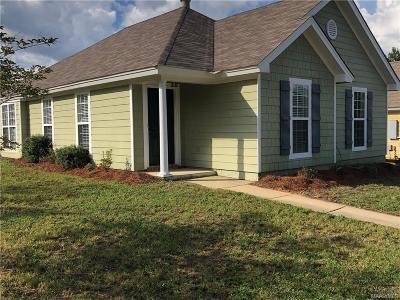 Tallassee Single Family Home For Sale: 67 Cottage Hill Court