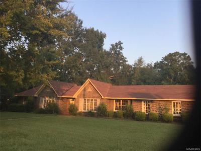 Selma Single Family Home For Sale: 500 Hampton Road