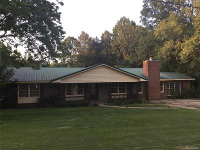 Selma Single Family Home For Sale: 507 Mangum Avenue