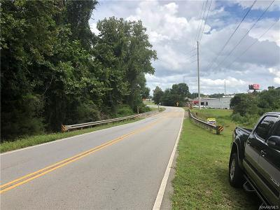 Residential Lots & Land For Sale: Old Prattville Highway