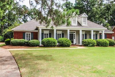 Montgomery Single Family Home For Sale: 9725 Rosalie Dr