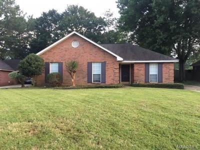 Montgomery Single Family Home For Sale: 6516 Sycamore Court
