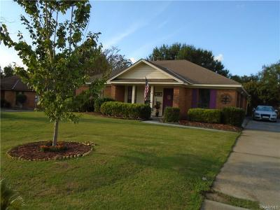 Single Family Home For Sale: 6221 Wynfrey Place