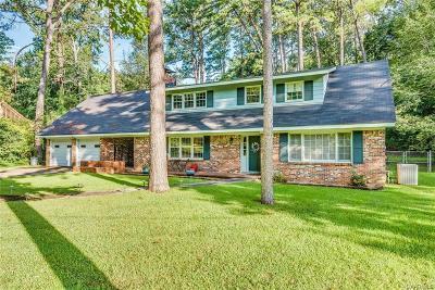 Magnolia Estates Single Family Home For Sale: 123 Cedar Drive
