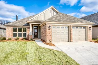 Montgomery Single Family Home For Sale: 1012 Russborough Trace