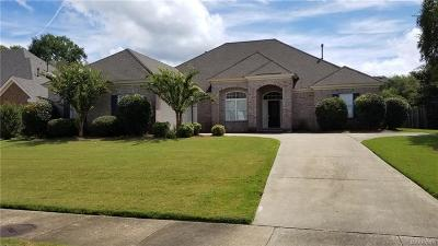 Deer Creek Single Family Home For Sale: 8900 Wellston Place