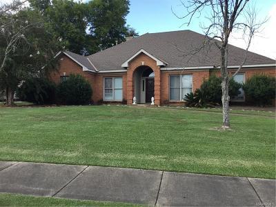 Sturbridge Single Family Home For Sale: 8607 Old Savannah Lane