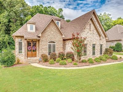 Prattville Single Family Home For Sale: 508 Weatherby Trail