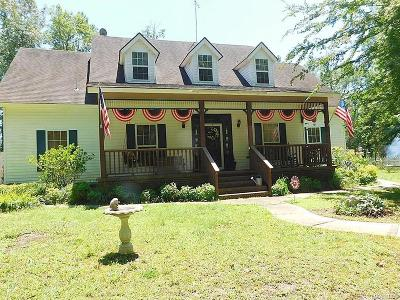 Selma Single Family Home For Sale: 11566 County Road 30