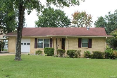 Prattville Single Family Home For Sale: 503 Walker Street