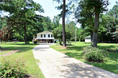 Rural Single Family Home For Sale: 349 Mitchell Creek Road