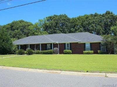 Enterprise Single Family Home For Sale: 302 Fernway Drive