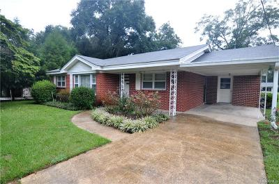 Prattville Single Family Home For Sale: 675 Lower Kingston Road