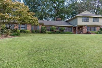 Montgomery Single Family Home For Sale: 164 Tensaw Road
