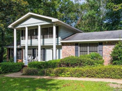 Tallassee Single Family Home For Sale: 415 Golden Drive