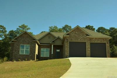 Enterprise Single Family Home For Sale: 256 Cedar Grove Lane