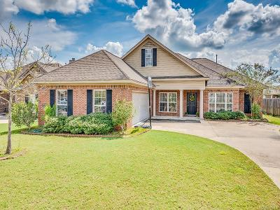 Montgomery Single Family Home For Sale: 9773 Helmsley Circle