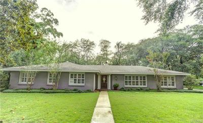 McGehee Estates Single Family Home For Sale: 3008 Hill Hedge Drive