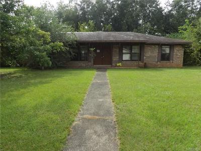 Enterprise Single Family Home For Sale: 301 Richland Avenue