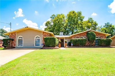 Montgomery Single Family Home For Sale: 3518 Woodhill Road