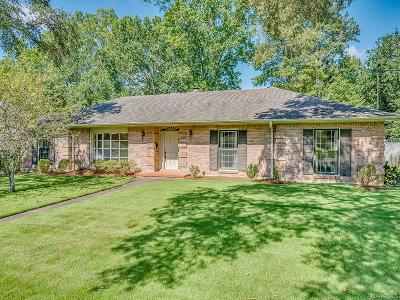 McGehee Estates Single Family Home For Sale: 3432 Warrenton Road