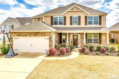Montgomery Single Family Home For Sale: 9236 Ashford Park Court