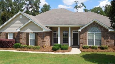 Wetumpka Single Family Home For Sale: 219 Hill Ridge Drive