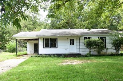 Enterprise Single Family Home For Sale: 405 Glenn Street