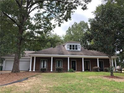 Montgomery Single Family Home For Sale: 631 Forest Trail