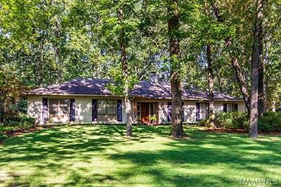 Montgomery Single Family Home For Sale: 1614 Hillwood Drive