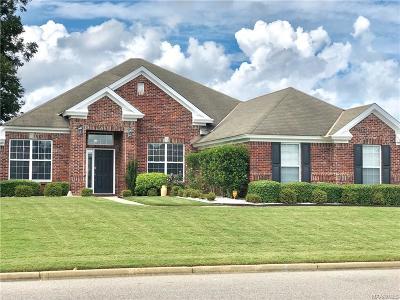 Montgomery Single Family Home For Sale: 431 Stoneybrooke Way