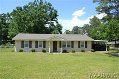 Millbrook Single Family Home For Sale: 3911 Woodland Drive