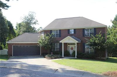 Hunting Ridge Single Family Home For Sale: 105 Winchester Court