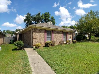 Montgomery Single Family Home For Sale: 4605 Young Farm Court