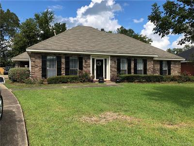 Montgomery Single Family Home For Sale: 7319 Fairway Drive