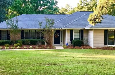 Prattville Single Family Home For Sale: 1416 Indian Hill Road