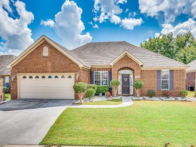 Montgomery Single Family Home For Sale: 9528 Helmsley Circle